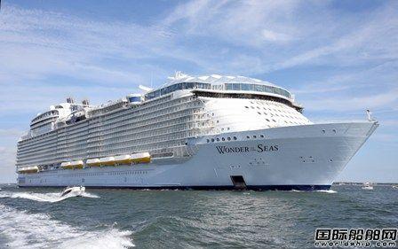 不来中国了?皇家加勒比旗下全球最大邮轮美国首航