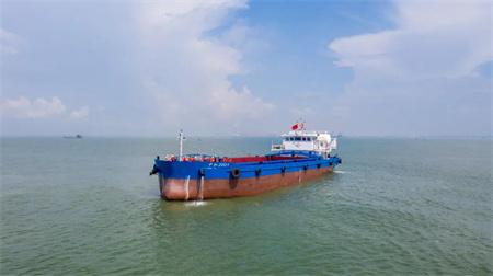 中船广西两天完成5大重要节点