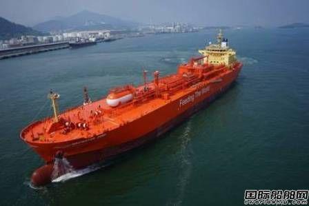 Navigator Gas氨动力液化气船设计获DNV原则批复