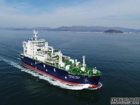 再建2艘!韩国政府全力扶持LNG加注产业
