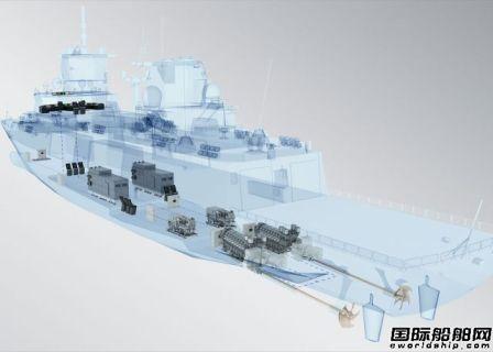 罗罗MTU NAUTIQ系列船舶自动化产品组合首次亮相