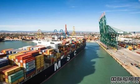 变相涨价?地中海航运拟调涨美国线运价涨幅近万美元