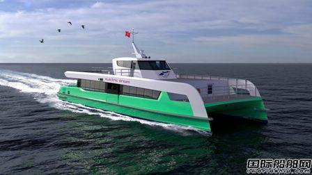 壳牌和Penguin合作在新加坡建造运营3艘纯电动渡船