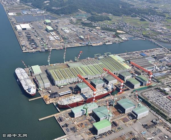 日媒:日本造船业欲用氨燃料船向中韩发起反攻