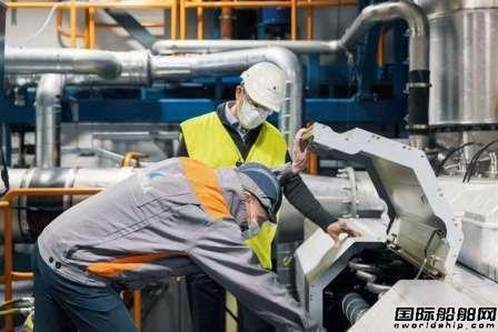 瓦锡兰与三星重工合作开发氨燃料冲程发动机