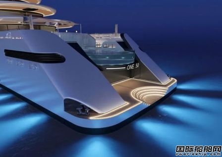 进军超级游艇市场!Meyer Group推出全球最大游艇
