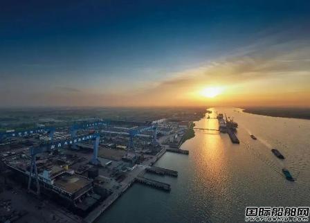 南京金陵7800米车道货物滚装船获得Shippax国际滚装技术奖