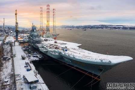 俄联合造船集团:未来4家船厂将合作建造新航母