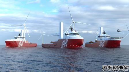 1.4亿欧元!VARD获挪威风电新公司3+2艘CSOV订单