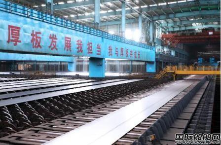 莱钢银山型钢宽厚板海工类钢板获中石化石油工程好评