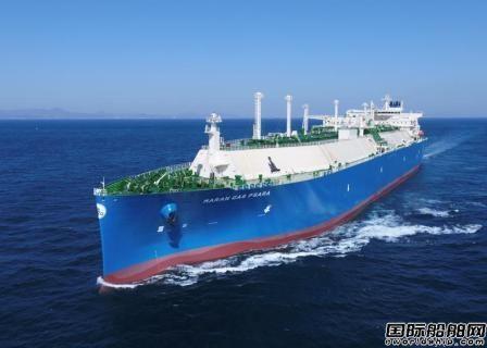 GE Power获三星重工新造LNG船配套订单